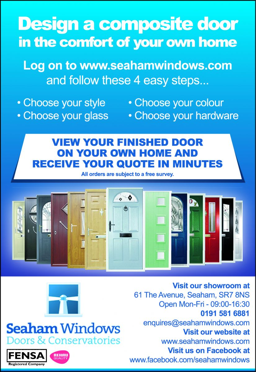 Click here to design a composite door in the comfort of your own home